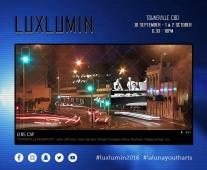 Coming soon - LensCap's Luxlumin movie - Townsville Rhapsody.